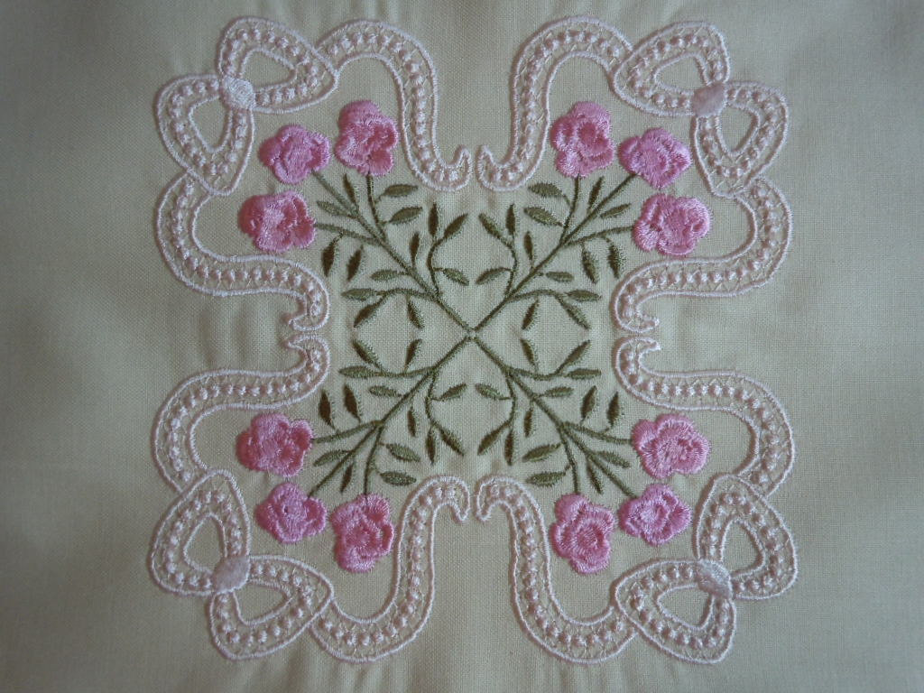 Machine embroidery designs quilt pattern images