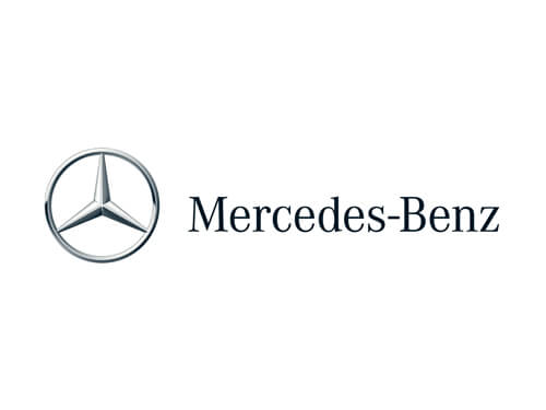 Mercedes-Benz Font Logo