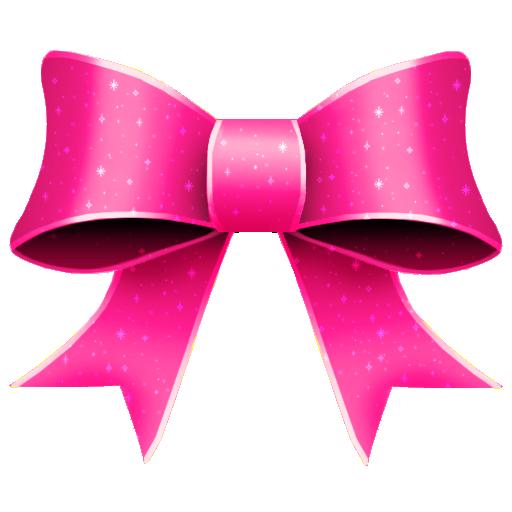 Pink Ribbon Bow Clip Art