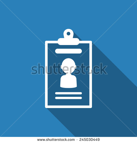 Scientist Name Badge Template