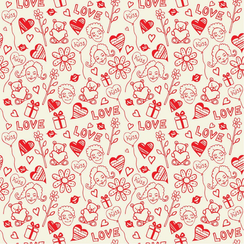 14 Seamless Pattern Vector Images