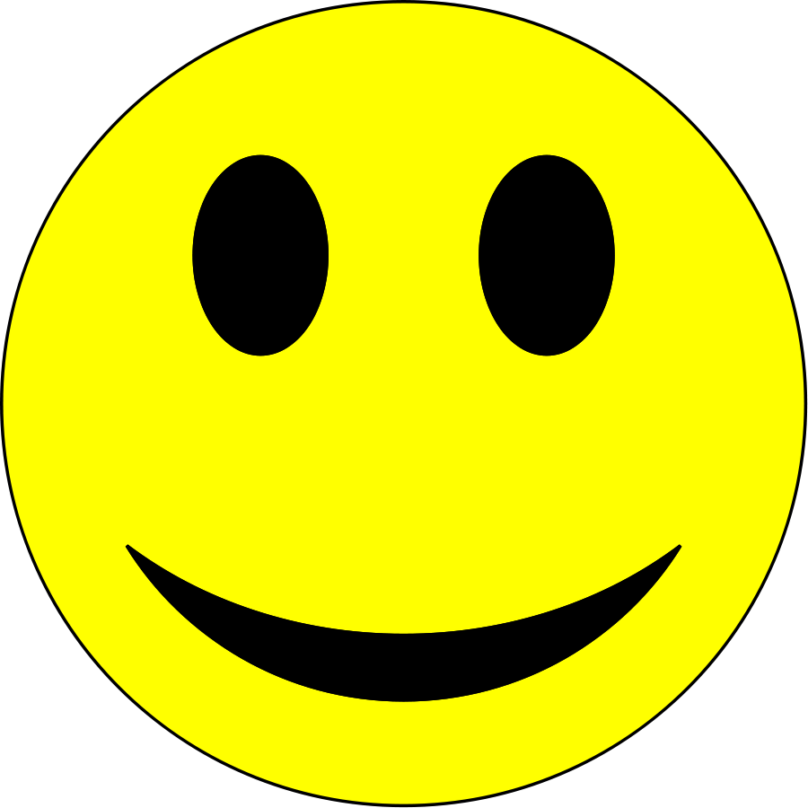 Smiley Face Clip Art Free