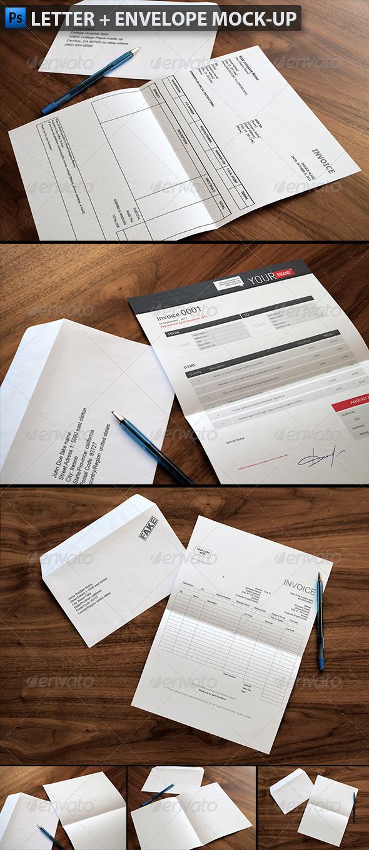 UPS Letter Envelope