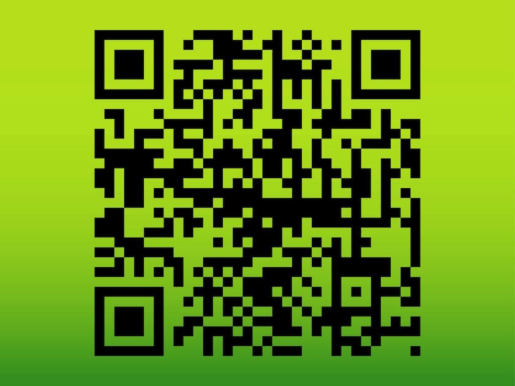 15 Website Vector QR Code Images