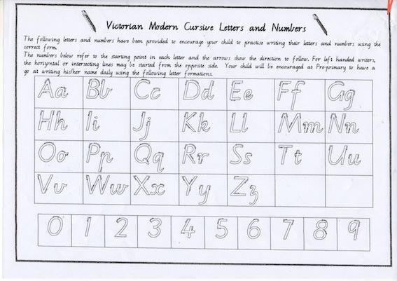 Victorian modern cursive font free