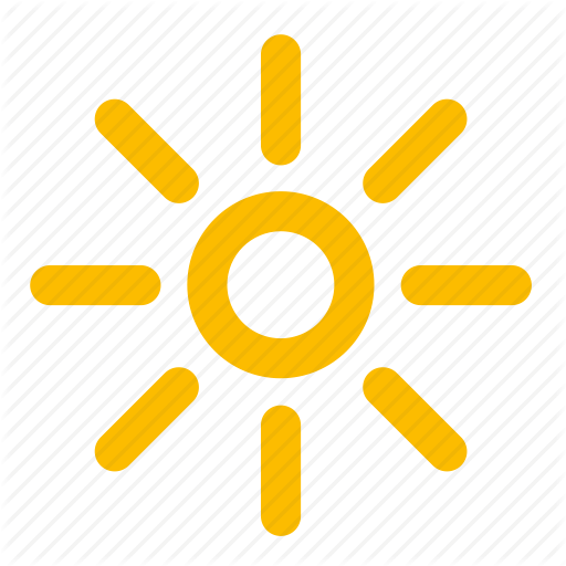 Weather Icons Sunny
