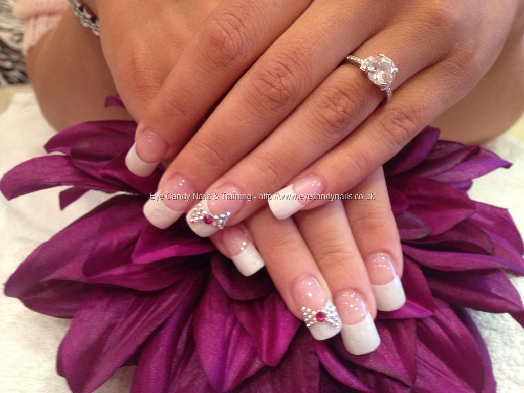 Famous Nail Designs For White Tips Inspiration - Nail Art Ideas ...