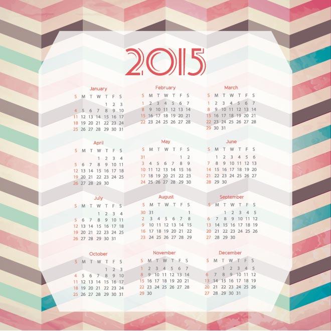 2015 Calendar Templates