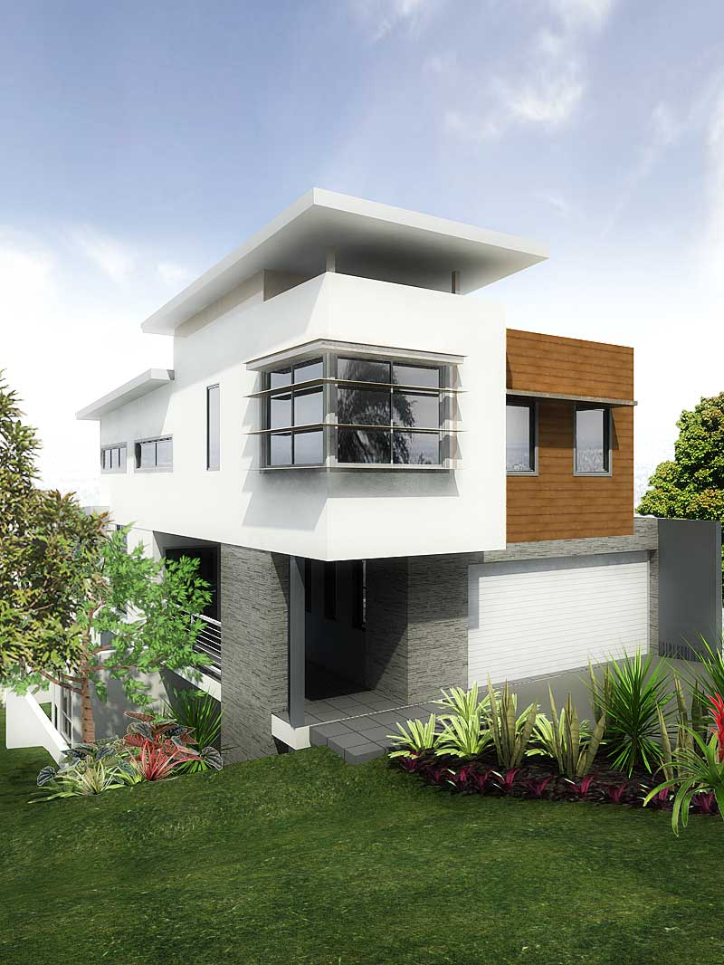 3D Architectural Designs House