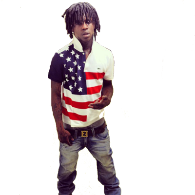 American Flag Shirt Chief Keef