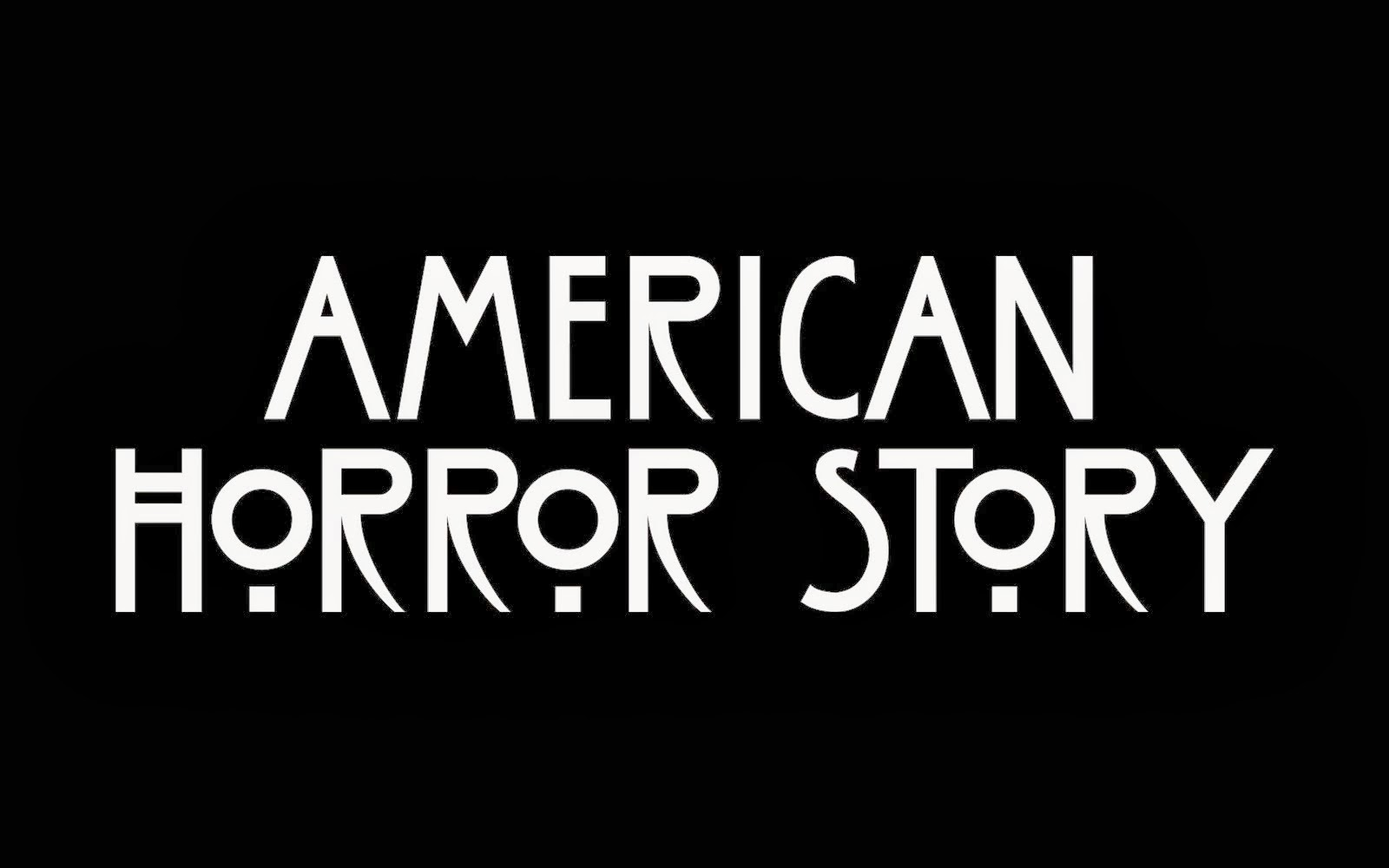 6 American Horror Story Font Images