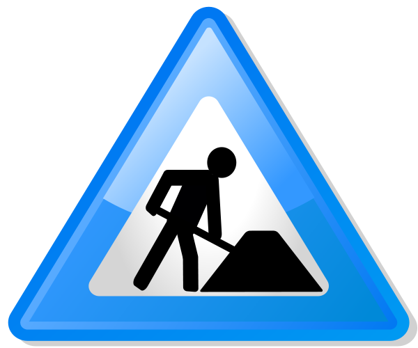 8 Under Construction Icon Images