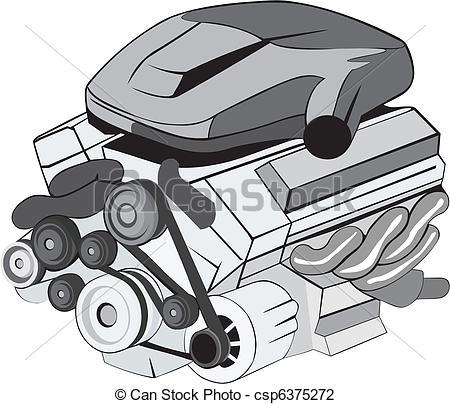 Car Engine Clip Art Free