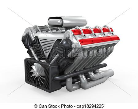 Car Engine Clip Art