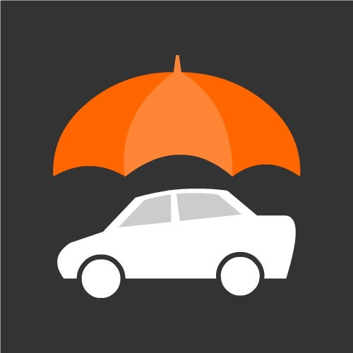 9 Car Insurance Icons Vector Images