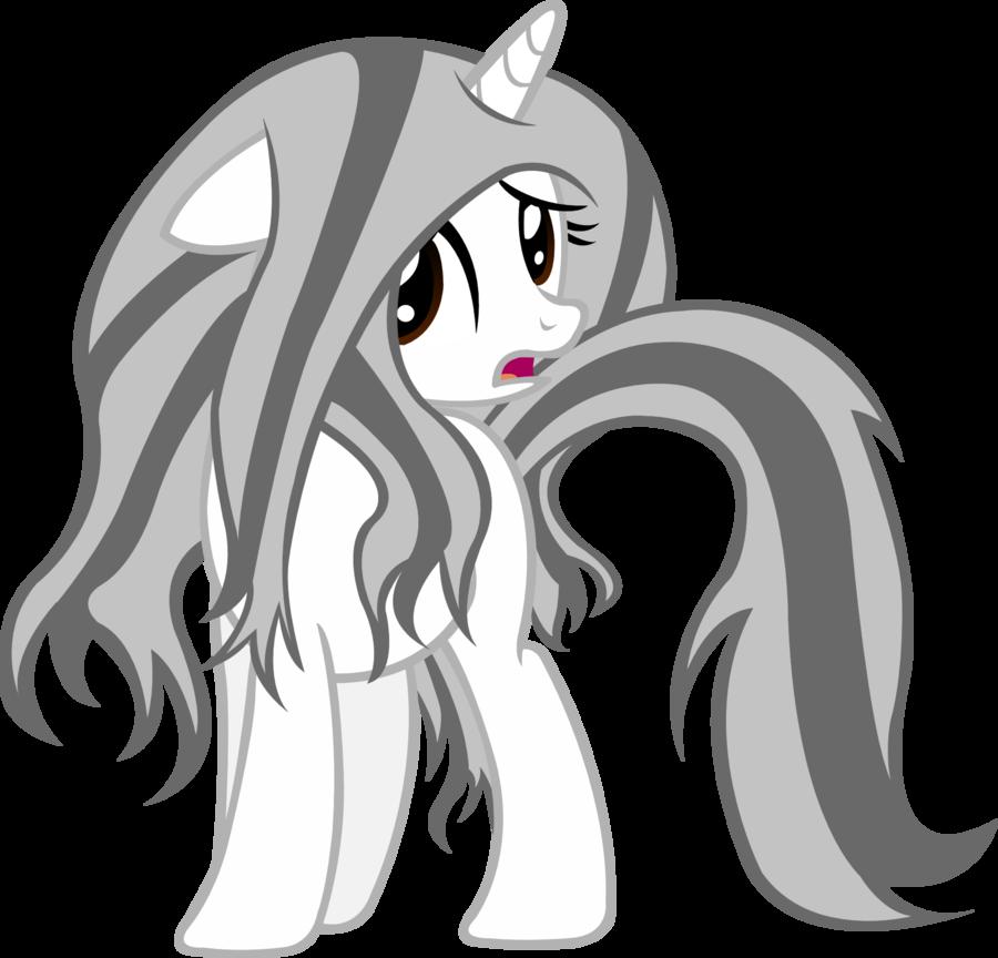 Cartoon Unicorn No White Background