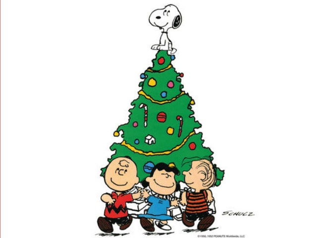15 Christmas Icons Snoopy Images