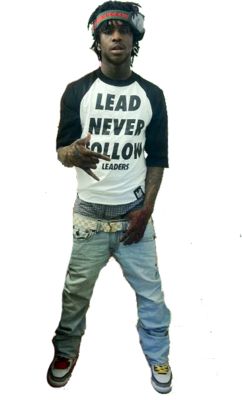 Chief Keef Lead Never Follow
