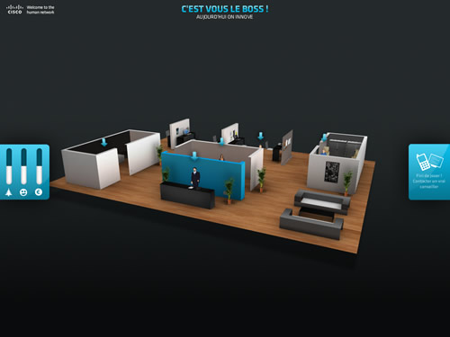 Cisco Icon 3D