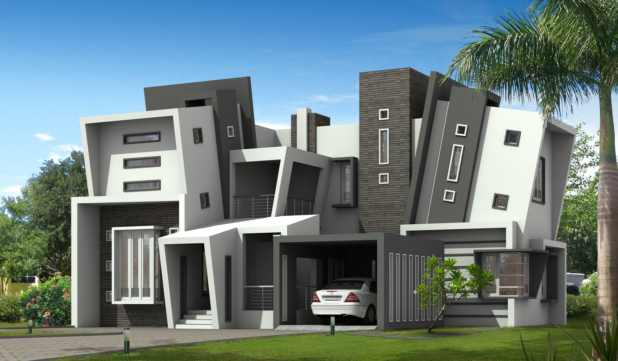 14 Architecture Home Modern House Design Images Modern