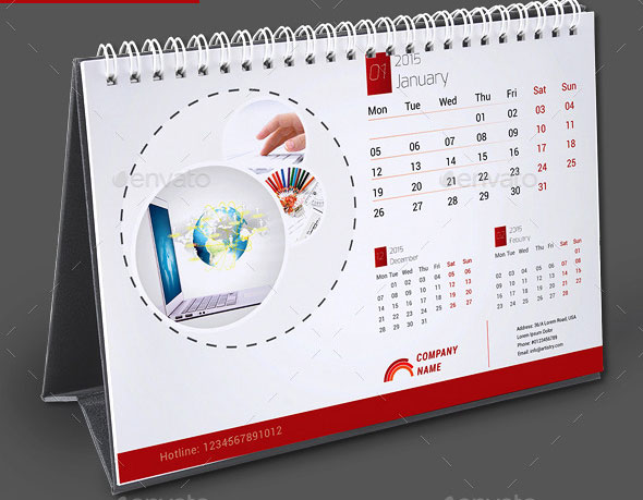 New Design Desk Calendar Inspiring Childrens Room And Study Table