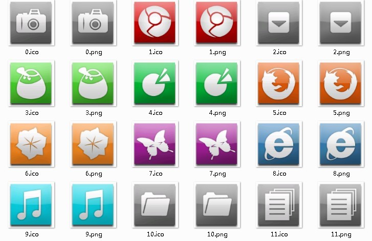 Desktop Application Icon