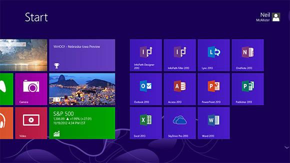 Microsoft Word Desktop