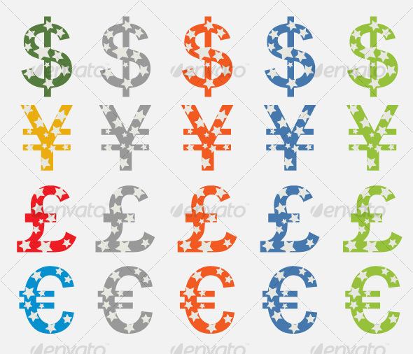 Different Types of Currency Symbols