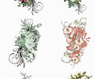 Flower Design Template Free