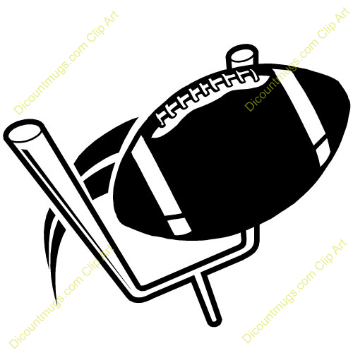 Football Goal Post Clip Art