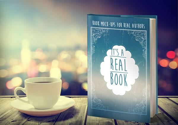 Free Download Book Mockup