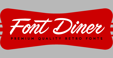 Free Retro Diner Fonts