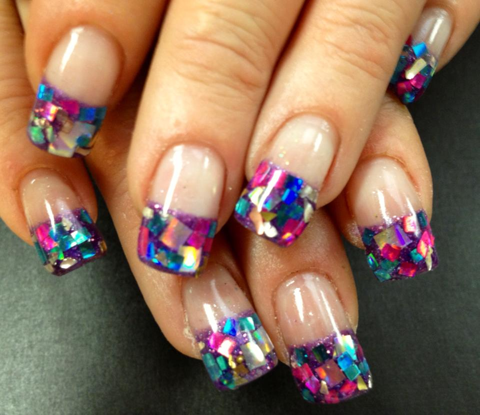 19 French Nail Art Designs 2014 Images French Nail Art Designs
