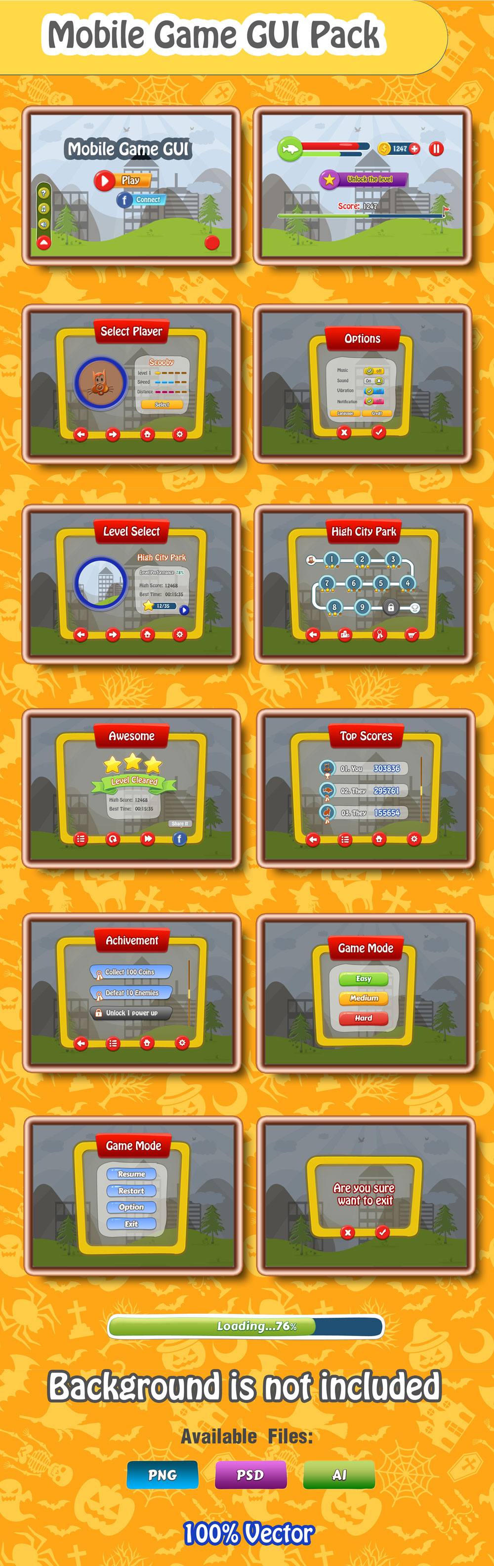 Game GUI Free Download