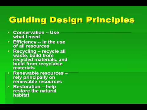 12 Sustainable Design Principles Images
