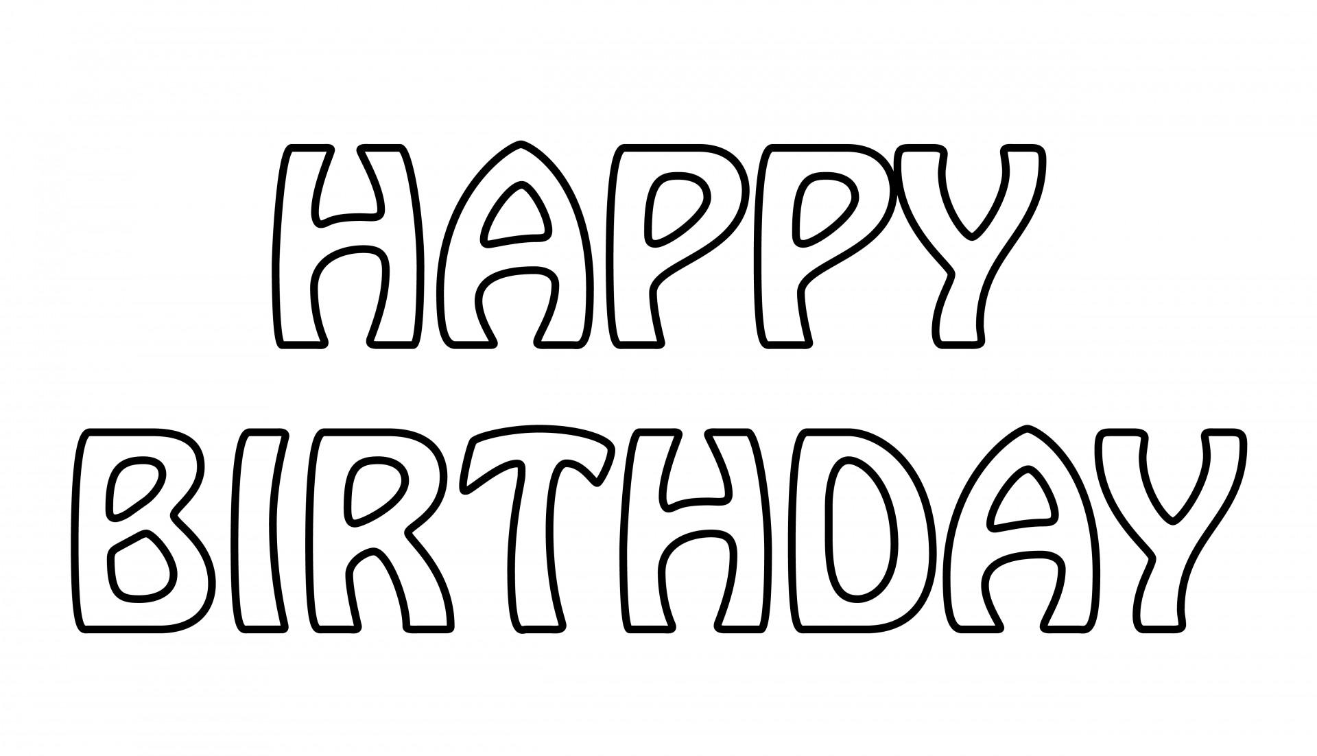 One Line Ascii Art Party : Happy birthday ascii text art one line