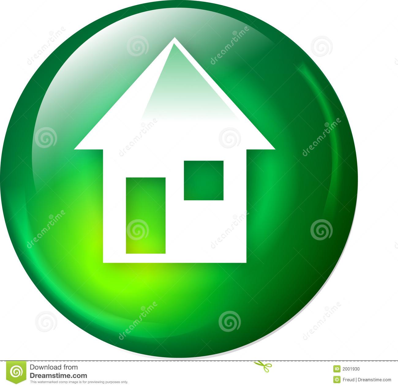 Home Button Website