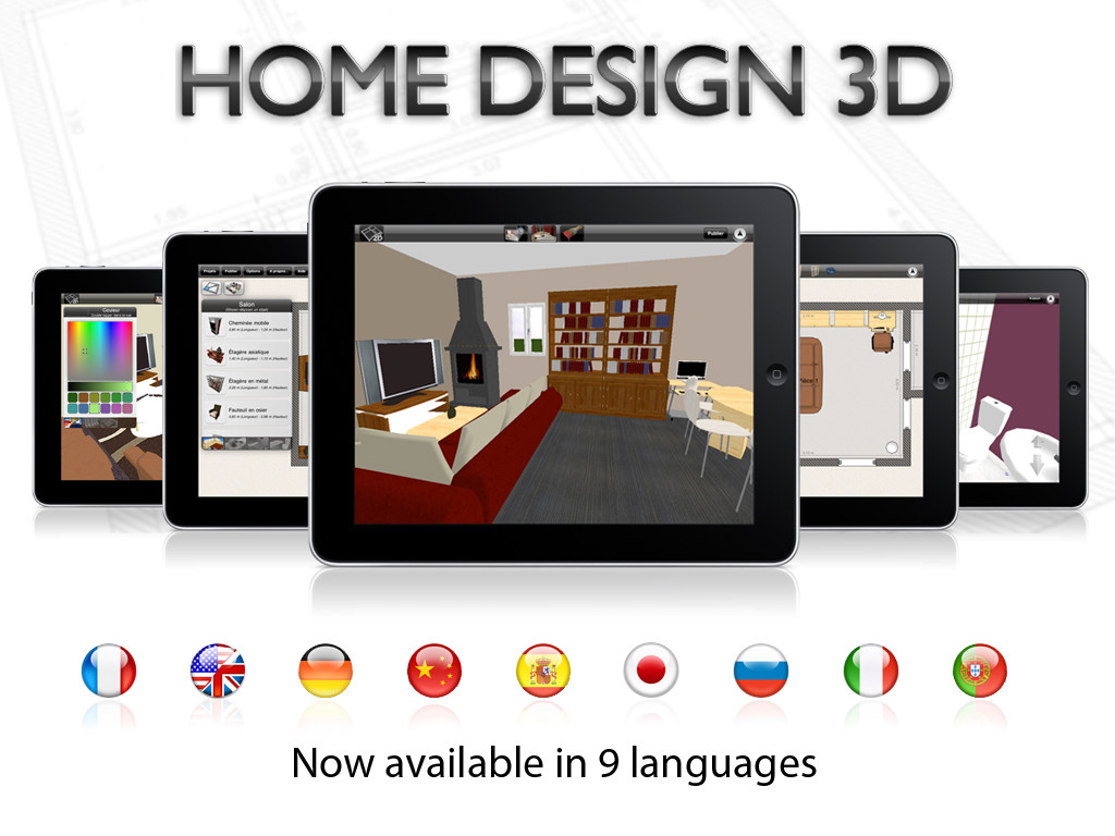 11 3d by livecad home design images home design software for Home design apps for ipad