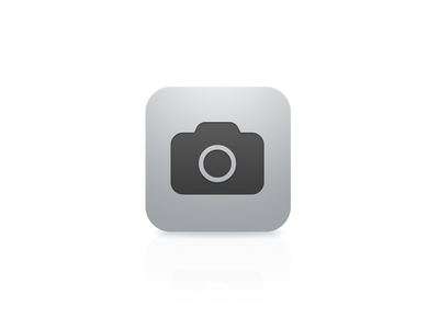 10 IPhone IOS 7 Camera Icon Images