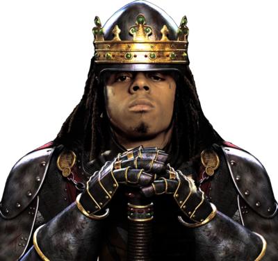 8 Lil Wayne Suit PSD Images