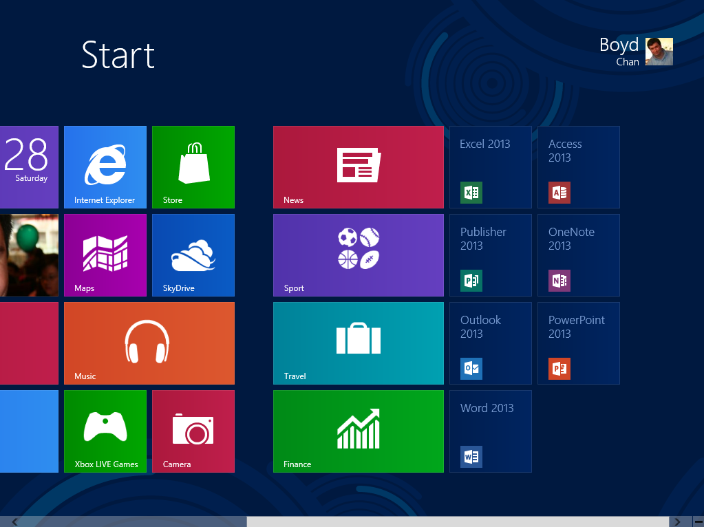 13 Windows 8 Office 2010 Icons Images