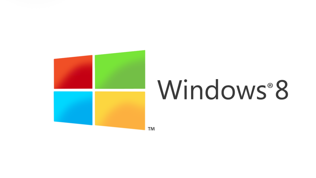 13 Windows 8 Logo PSD Images