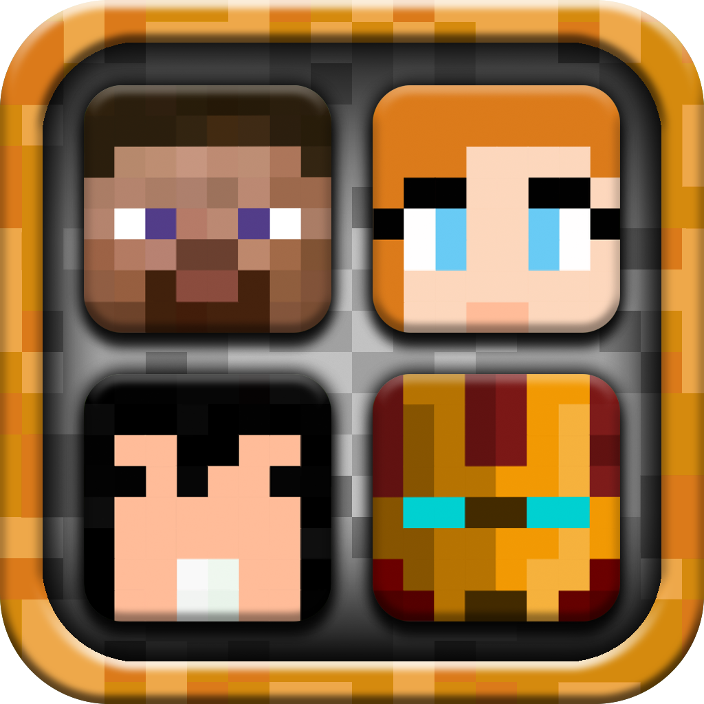 17 Minecraft IOS 7 Icon Images - Minecraft App Icon, Minecraft iOS