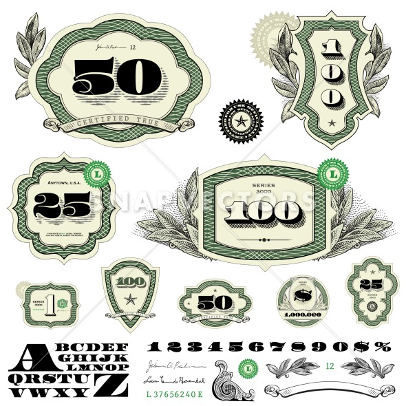 14 Money Border Vector Free Images
