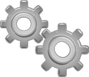 14 Engine Icon Clip Art Images