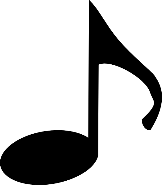 Music Notes Symbols Clip Art