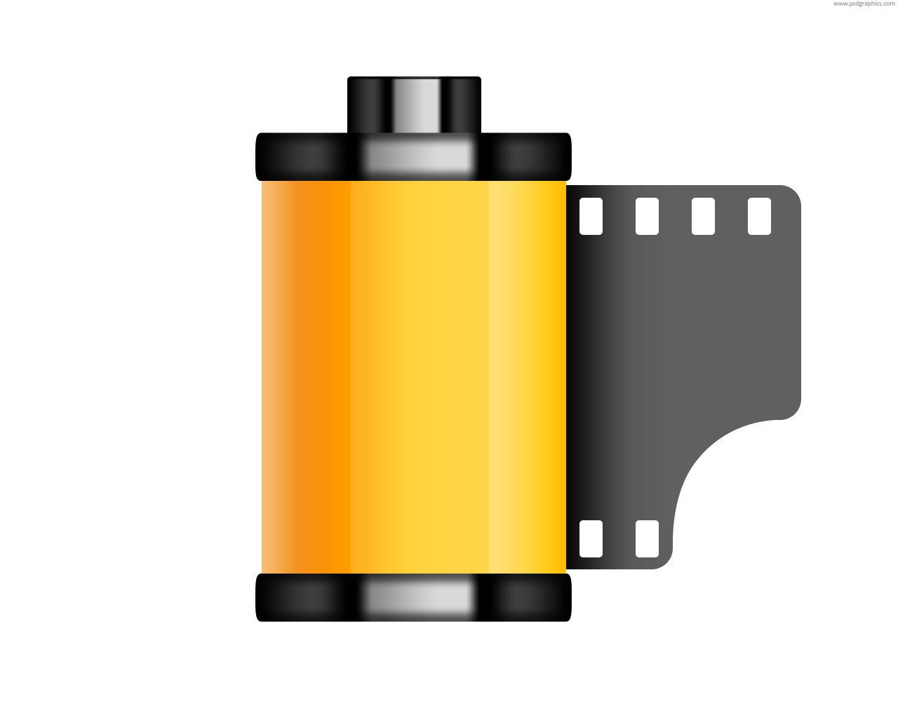 15 Film Roll Icon Images