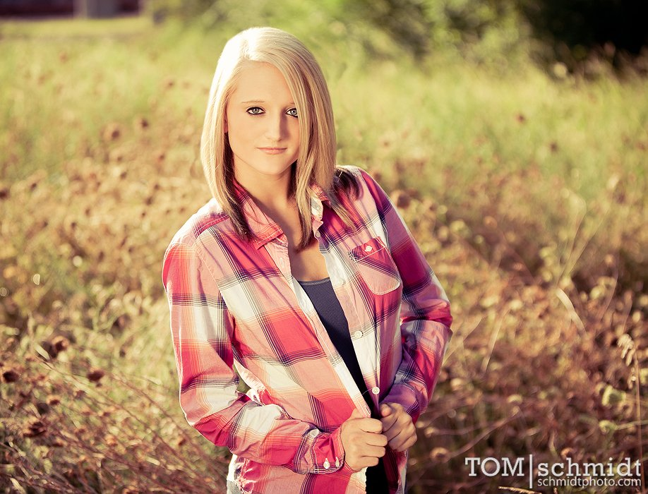 Outdoor Senior Portrait Ideas