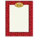 Paper Border with Food