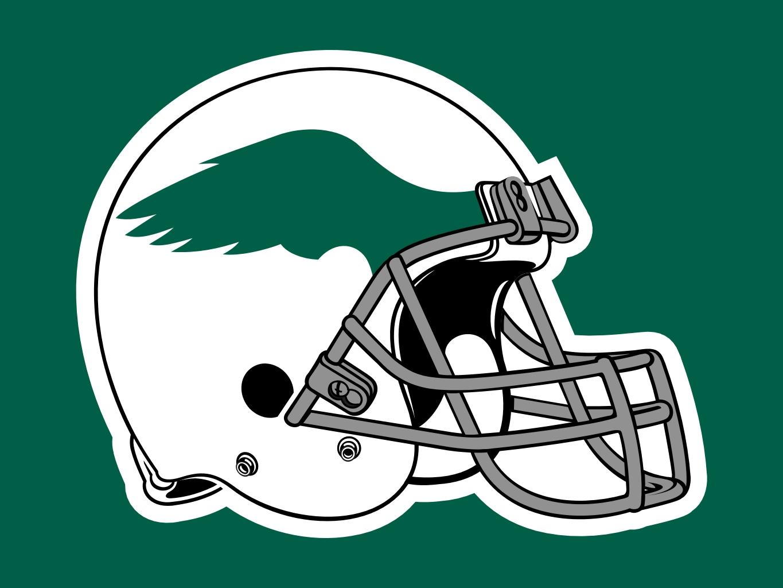 16 Old Philadelphia Eagles Logos Vector Images